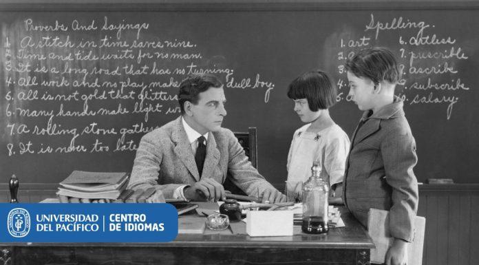 La evolución de la educación de idiomas